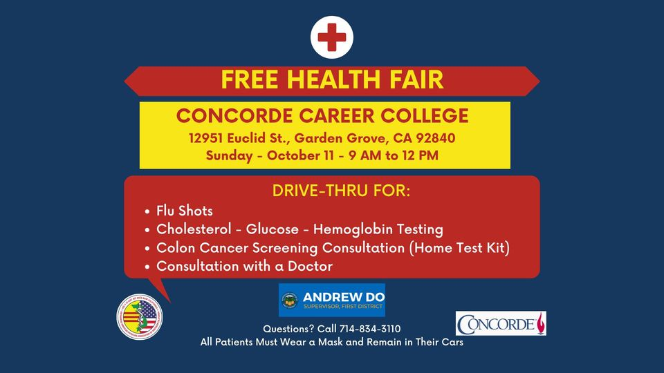 VPASC Health Fair