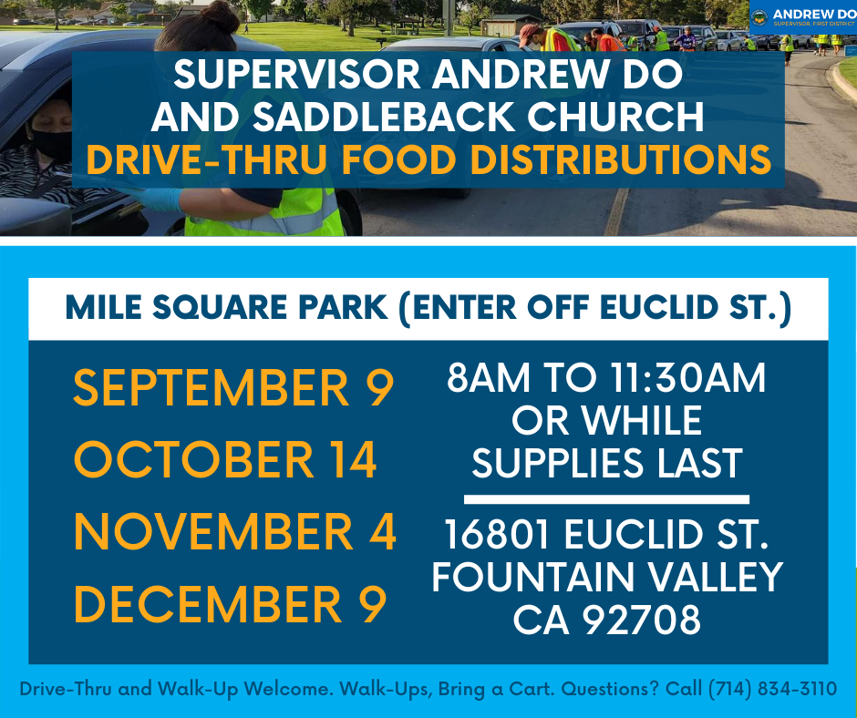 Meal Distributions